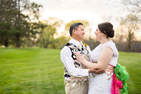 hmong  american blended traditional wedding photographs