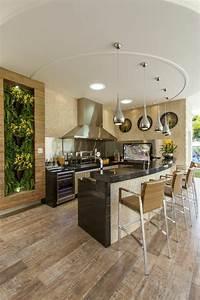 1001 idees pour decider quelle couleur pour les murs d With quelle couleur pour une cuisine
