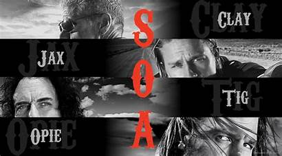 Anarchy Sons Wallpapers Phone Cell Deviantart Soa
