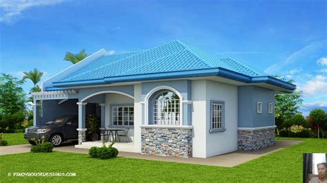 5 Modern House 3 Bedroom Design With Free Floor Plan and