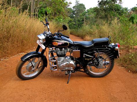 Royal Enfield Bullet 350 by 2012 Royal Enfield Bullet 350 Twinspark Review