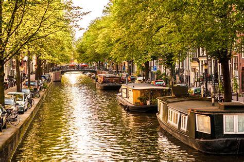 super amsterdam break 3 nights incl hotel return flights for 173