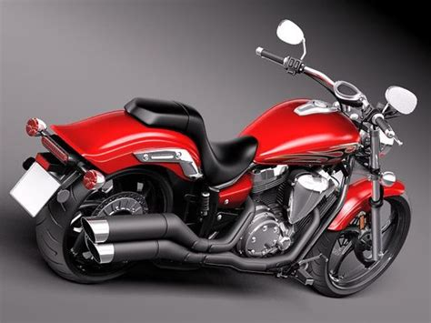 Suzuki Stryker by World Motorcycle Wallpapers 2012 Yamaha Stryker