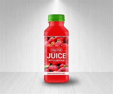 Free beer bottle mockup freebie. Free Juice Bottle Mockup PSD on Behance