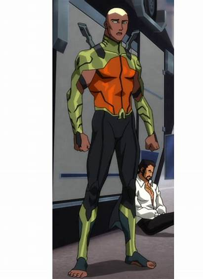 Aqualad Justice Young Dc Outsiders Comics Titans