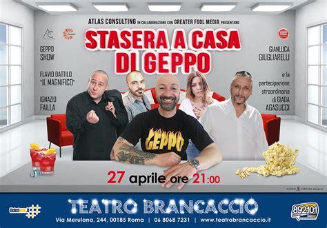 Stasera A Casa Di by Stasera A Casa Di Geppo