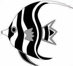 Free Angel fish Clipart