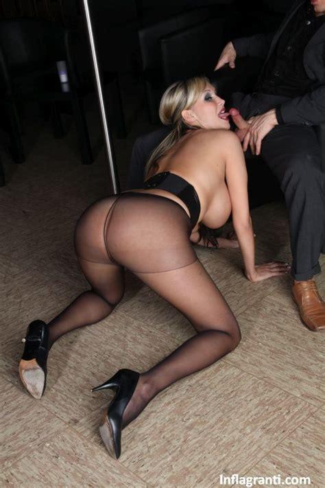 Busty German Porn Star Sandra Star Rides A Dick 1 Of 1