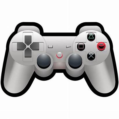 Controller Playstation Clipart Console Clip Ps Games
