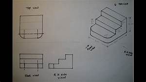 Isometric Drawing - 2