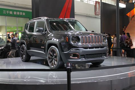 2018 Jeep Renegade Zi You Xia Concept Review Top Speed