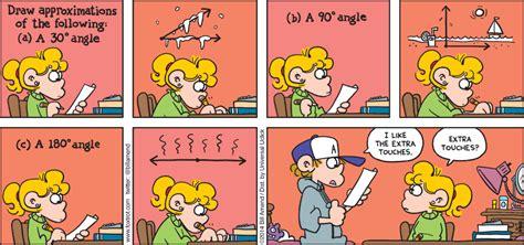 degrees illustrated foxtrot comics  bill amend