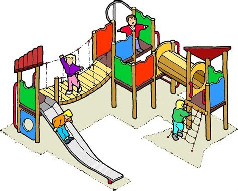 clipart clipart best pictures of a playground clipart best Playground