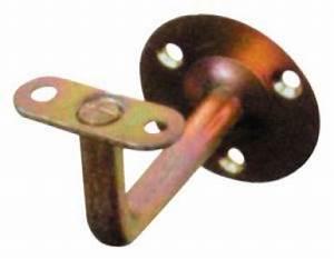 Serrurier Le Cannet : support de main courante fixe coud rosace 60 mm ~ Premium-room.com Idées de Décoration