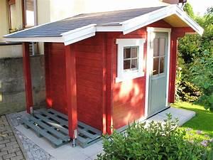 Kleines Gerätehaus Holz : gartenhaus schleppdach my blog ~ Michelbontemps.com Haus und Dekorationen