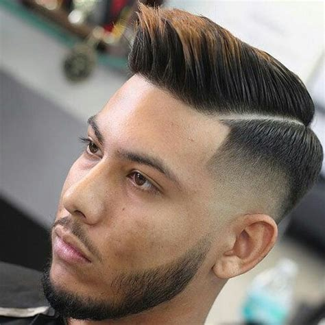 mid fade haircuts   mid fade hairstyles
