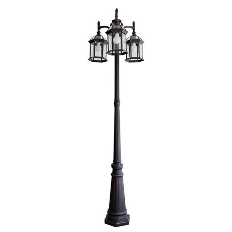 lowes l post lights outdoor lighting awesome outdoor post lights lowes