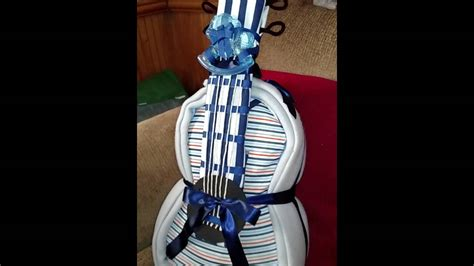 guitar diaper cake youtube