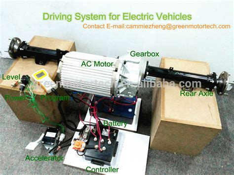 ac motor  kw electric car motor kit  electric golf cart buy  kw dc electric motor