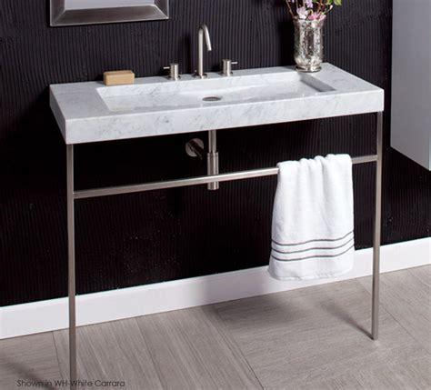 lacava libera console stone sink bathroom vanities