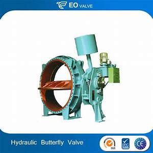 China Water Turbine Inlet Pressure Hydraulic Operated