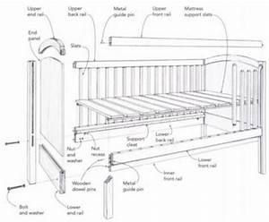 Free Downloadable Baby Crib Plans Joy Studio Design