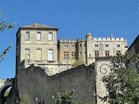 chambre d hote chateau ardeche photo château du d 39 aramon