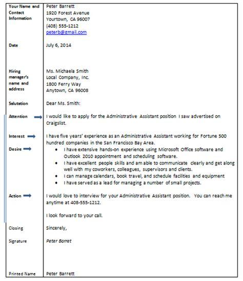 Proper Margins For Resume by Cover Letter Exle Cover Letter Format Margins