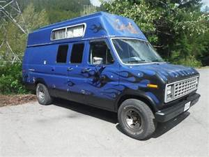 1980 Ford Econoline Camper For Sale In Whistler  British