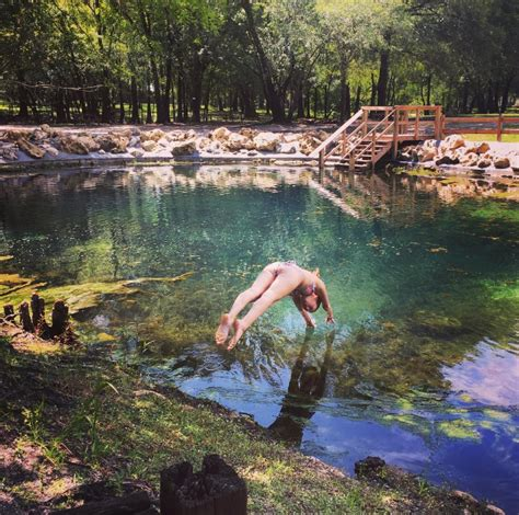 springs florida camping swimming spring orlando fishing hiking river camp holes central tent activities fall primitive cabins flowing pool areas