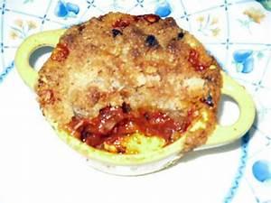 Recette Crumble Salé : recette de crumble de tomates au parmesan par assiettecoquette ~ Melissatoandfro.com Idées de Décoration