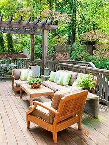 Chaise Bois Exterieur : comment choisir une table et chaises de jardin ~ Teatrodelosmanantiales.com Idées de Décoration