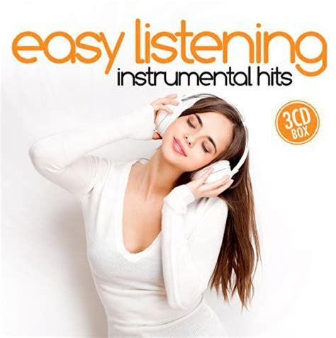 Various Artists Easy Listening Instrumental Hits Cd Music Details Heartlandmusiccom