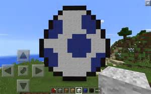 Minecraft Pixel Art Yoshi Egg