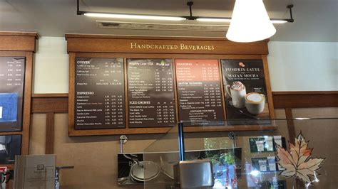 The original craft coffee.™ since 1966. Peet's Coffee Menu Prices