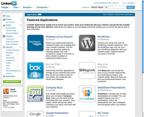 linkedin s new application platform takes your r sum
