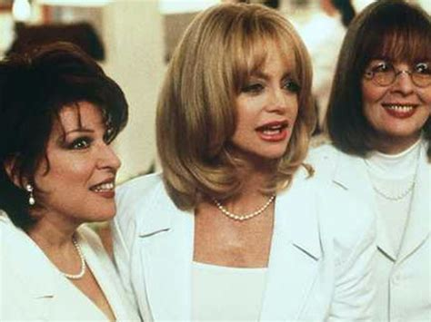 Goldie Hawn, Bette Midler And Diane Keaton's 'first Wives