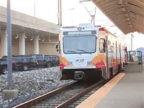 bwi light rail mta maryland light raillink at baltimore lr station
