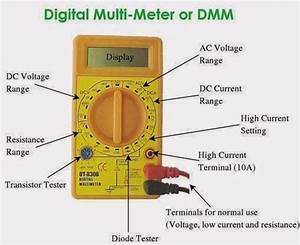 Electrical Engineering World  Digital Multi