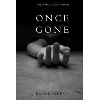 Free Book  Once Gone A Riley Paige Mystery (book 1