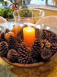 Festive, Diy, Pine, Cone, Crafts, For, Your, Holiday, Decoration