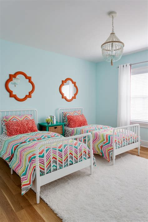 tropical colors for home interior staggering coral teal bedding decorating ideas