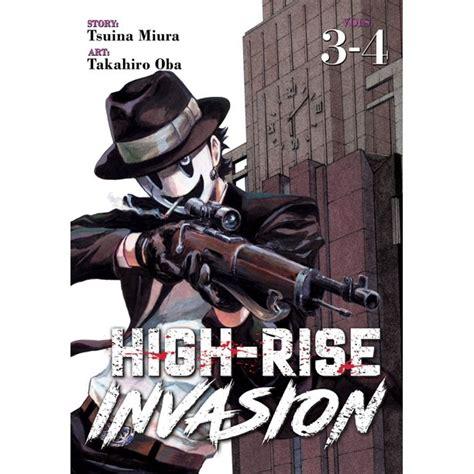 High Rise Invasion Vol 3 4