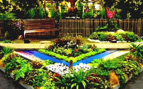 Wonderful Flower Garden Ideas For Around Trees Goodhomezcom