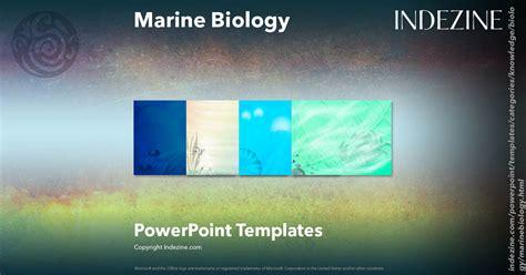 marine biology powerpoint templates