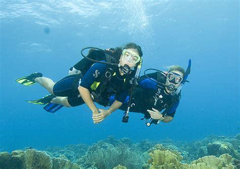 scuba diving  short history