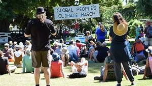 People in Marlborough march for action on climate change ...