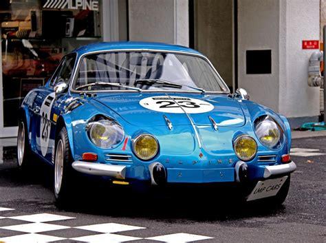 alpine    lmp cars