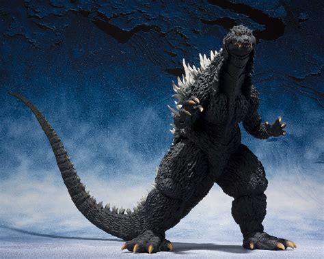 S.h. Monsterarts Godzilla 2002 U.s. Release Details