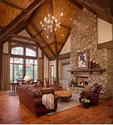 Rustic Cabin Living Room Ideas by 5 Wood Inspired Rooms Ideas And Inspiration